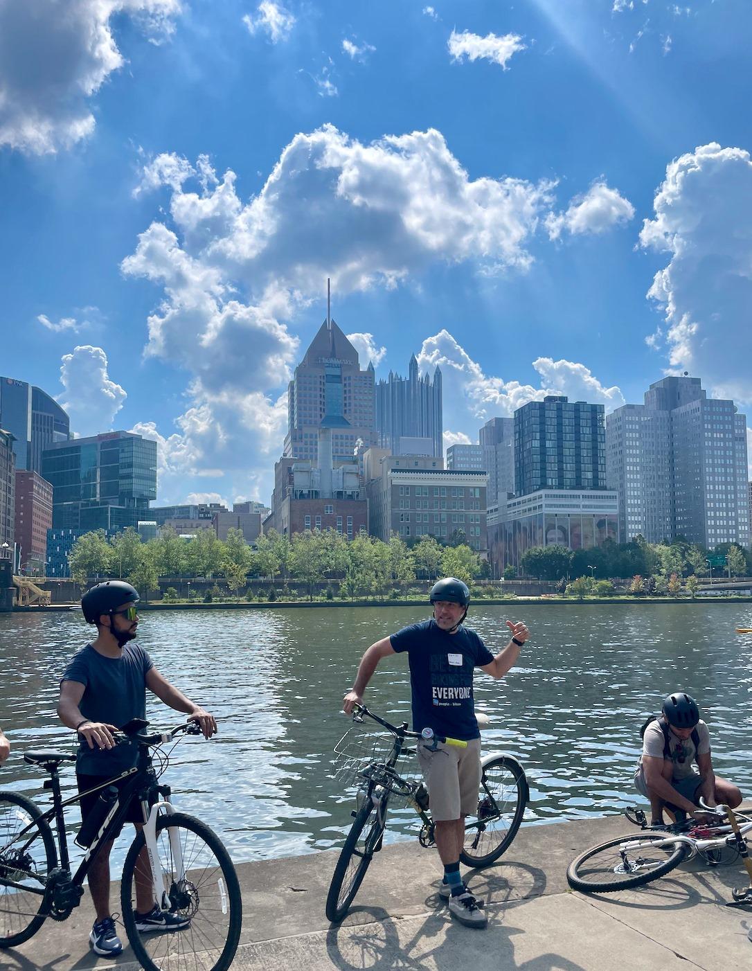 Three Rivers Heritage Trail Ride